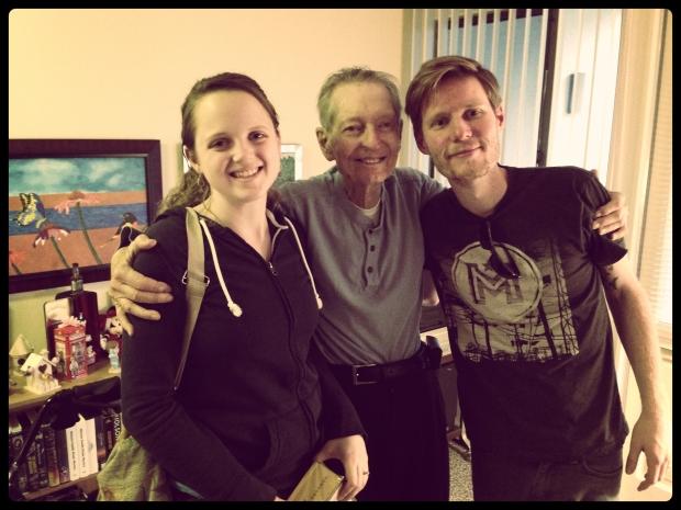 Grandpa Jerry & Us