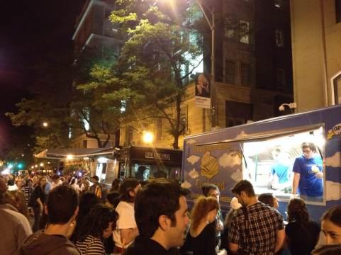 Food Trucks at Jazz Fest