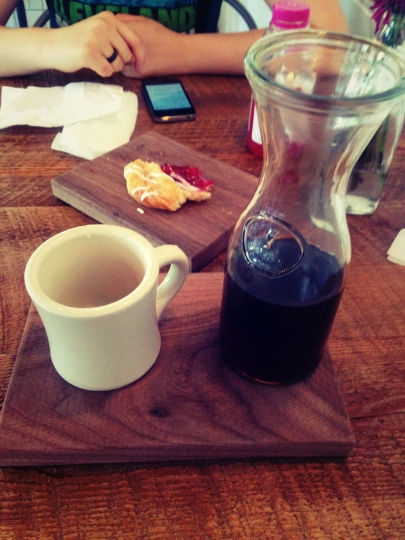 Pour Coffee Parlor